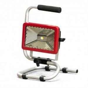 Akumulátorová pracovná lampa