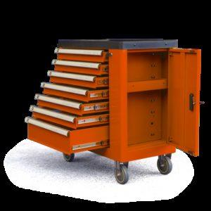 Dielenský vozík s náradím (399ks)