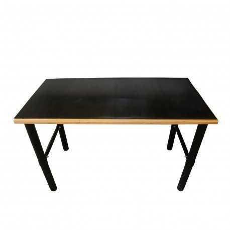 Gumová podložka pre modulárny pracovný stôl 125x60cm