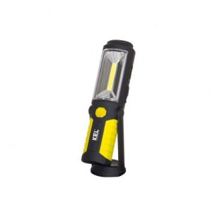 LED dielenská baterka s 2W COB LED