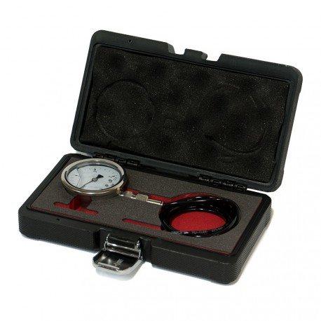 Manometer na kontrolu tlaku turba -1-3bar