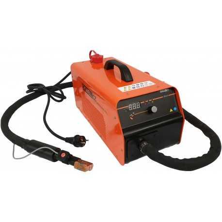 Mobilný indukčný ohrev s vodným chladením DHI-44E LKW