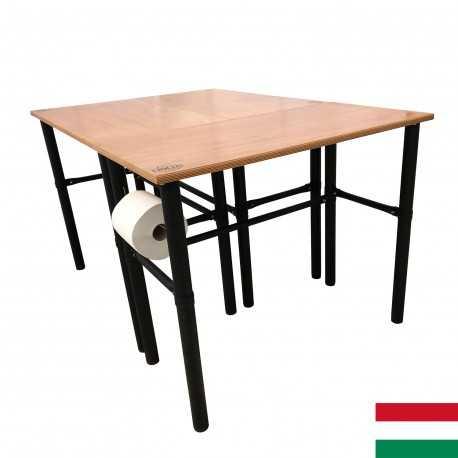 Modulárny pracovný stôl 3ks 125x62x105cm