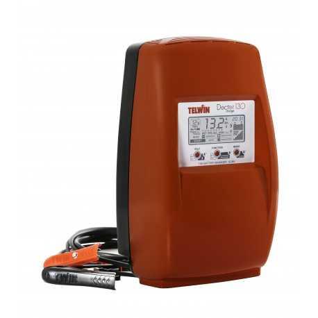 Nabíjačka a tester Telwin Doctor Charge 130 12V/24V