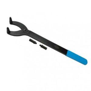 Nastaviteľný nástroj na blokovanie vačkového hriadeľa
