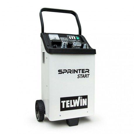 Telwin štartovací vozík a nabíjačka akumulátorov